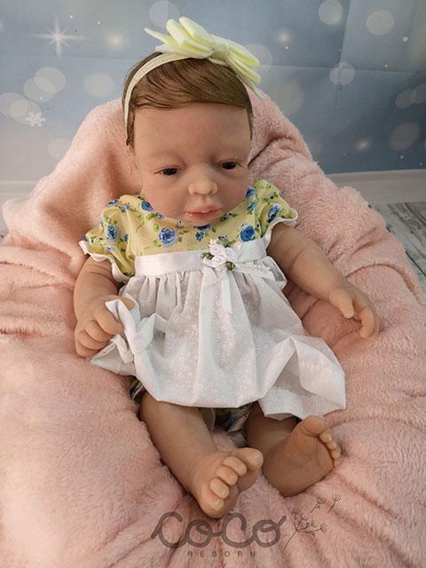 Imagen de producto bebe reborn Anoa Moon