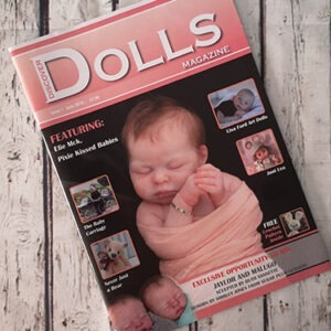 Revista Discover dolls