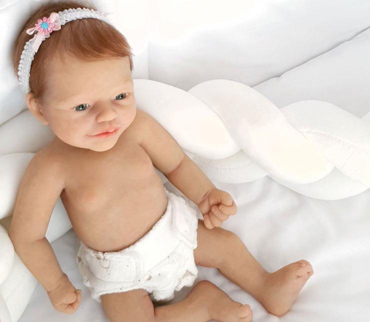 Anuk bebe de silicona